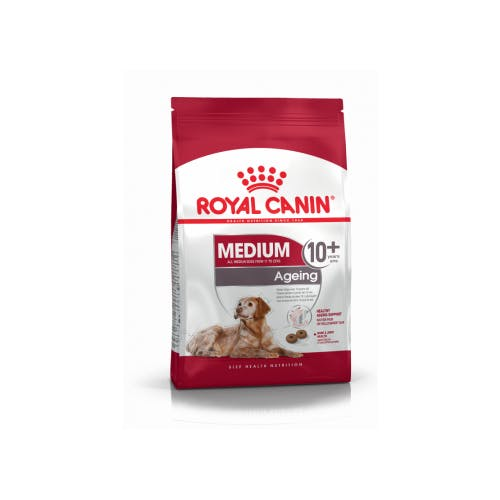 Royal Canin Chien Medium Ageing 10+ / 15Kg