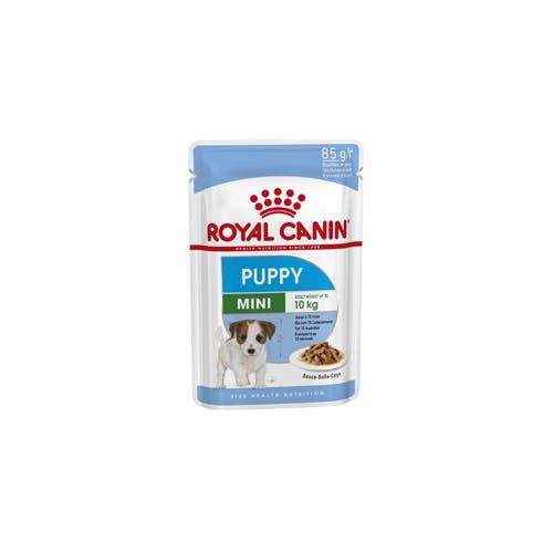 Royal Canin Mini Puppy Natvoer Hond 48x 85g