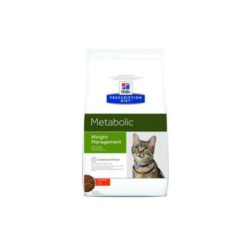 Hill's Prescription Diet Metabolic  – Kattenvoer met Kip – 4kg