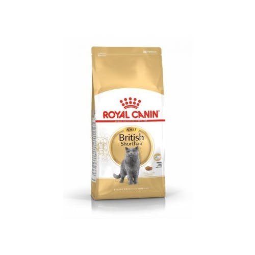 Royal Canin British Shorthair 34 - Kattenvoer - 4kg