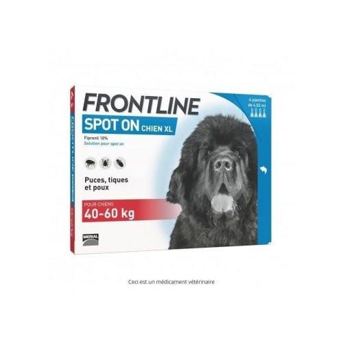 Frontline spot-on XL chien 40-60Kg