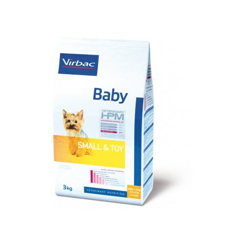 Virbac Veterinary HPM Baby Small et Toy
