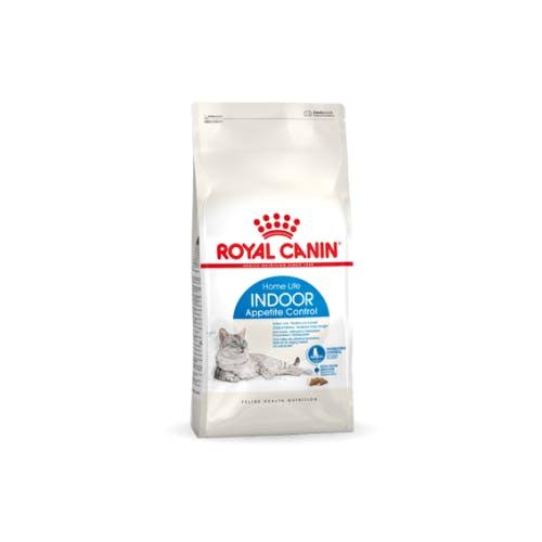 Royal Canin Indoor Appetite Control Kat 4kg
