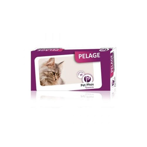 Pet-Phos Felin Special Pelage 36 cps