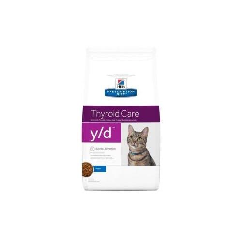 Hill's Prescription Diet Y/D croquettes pour chat au poulet