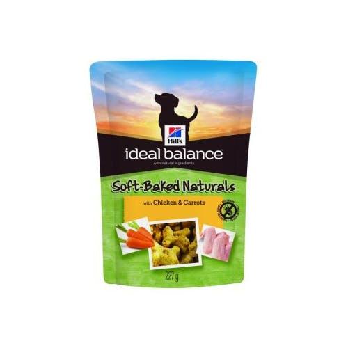 Hill's Ideal Balance Snack Poulet et Carotte pour chien 227g