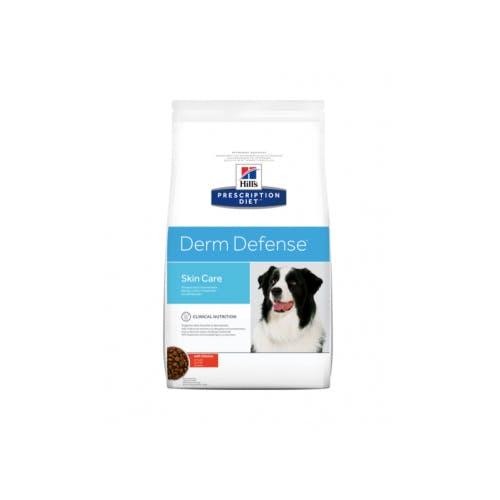 Hill's Prescription Diet Derm Defense croquettes pour chien au poulet